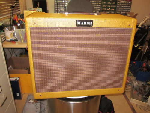 Marsh Tweed 5F4 210 Combo Replica